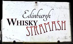 stramash-sign