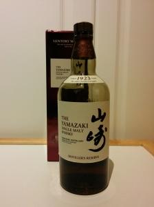 Yamazaki_Distillers_Reserve