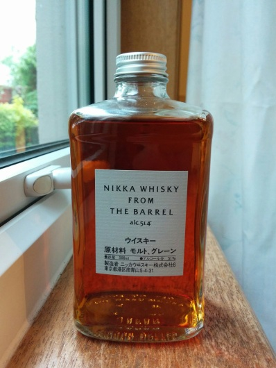 Nikka_FromTheBarrel